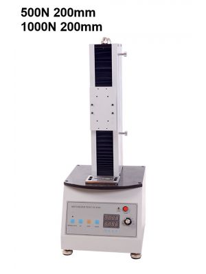 Single-column Electric Vertical Test Stand for Force Gauge AEL