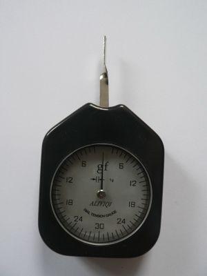 Dial Tension Gauge Gram Force Meter Single Pointer G