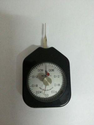 Dial Gauge Tension Gauge Force Meter Dual Pointer 0.3 N