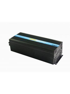 5000W Pure Sine Wave DC 12V AC 110V/220V Power Inverter