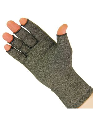 Arthritis Compression Gloves- Relieve Joint Pain, Medium, by U.S. Solid
