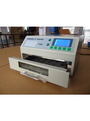 T-962 Infrared Heater Reflow Oven Soldering BGA 800 W 180 x 235 mm