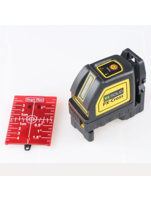 Cross Line Laser Level Self Leveling Horizontal Vertical by U.S.Solid