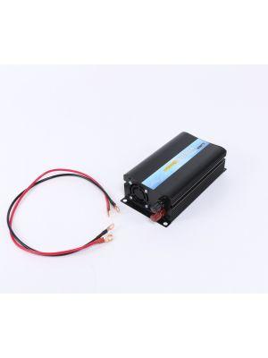500W Pure Sine Wave DC 12V to AC 110V/220V Power Inverter