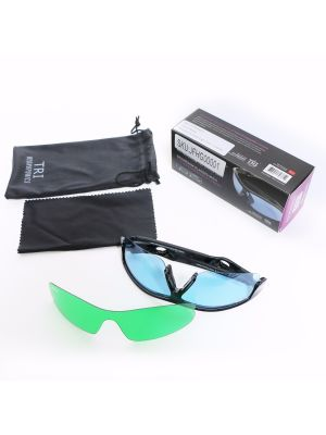 Hydroponics Glasses Rays for Easy Plant Inspection Grow Room Glasses