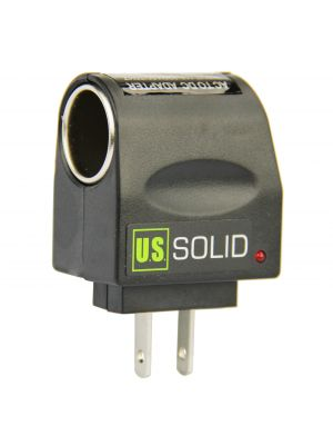 AC to DC Wall Plug-In Converter/ Adapter from U.S. Solid®