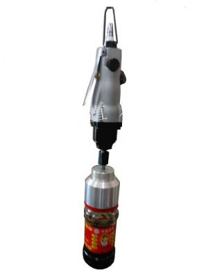 Handheld Pneumatic Bottle Capping Machine 60-100mm