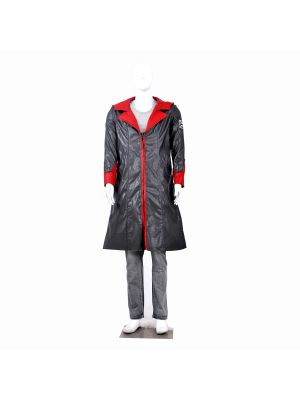 Devil May Cry 5 Dante Cosplay Costume Full Set Hallowen Clothing