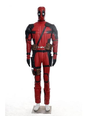 X-Men Deadpool Cosplay Costume Halloween Clothing