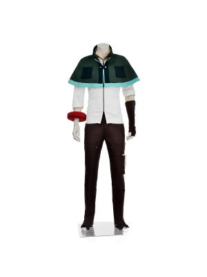 God Eater Cosplay Costume Halloween Clothing