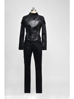 The Hunger Games 3 Katniss Everdeen Cosplay Costume Halloween Clothing
