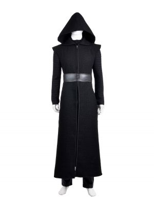 Star Wars 7 The Force Awakens Kylo Ren Mens Uniform Cosplay Costume