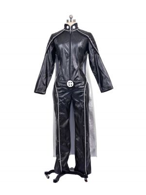 X-Men Storm Cosplay Costume with Silver Cloak