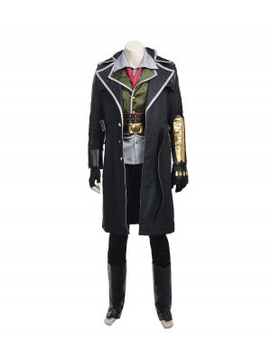 Assassins Creed Syndicate Cosplay Costume Halloween Clothing