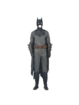 Batman v Superman Bruce Wayne Cosplay Batman Costume without Helmet