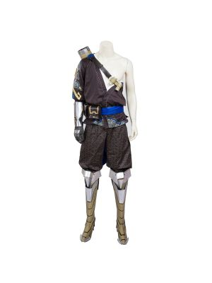 Full Set Overwatch Hanzo Cosplay Costume