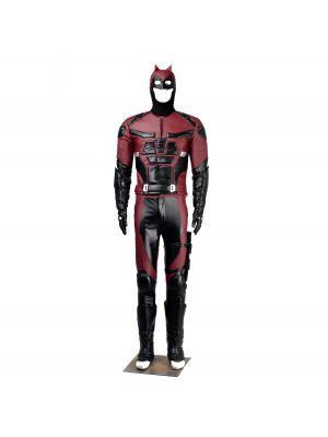 Daredevil Matthew Matt Murdock Cosplay Costume Uniform Full Set
