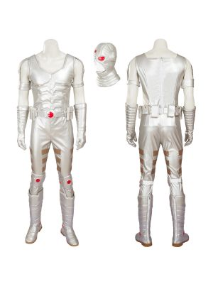 Cyborg Cosplay Costume Justice League Victor Vic Stone Comic Full Set