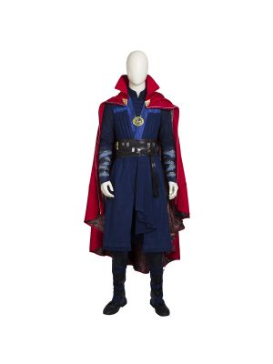Doctor Strange Stephen Strange Cosplay Costume Without Necklace