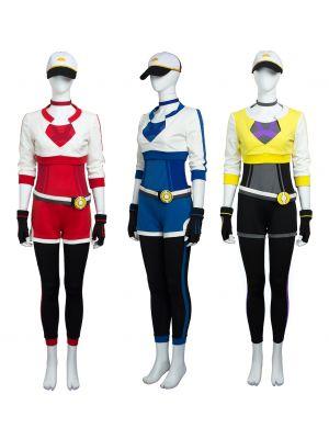 Valor Mystic Instinct Team Figure Pocket Monster Cosplay Costume