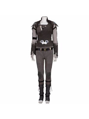 Star Trek 3 Star Trek Beyond Jaylah Cosplay Costume
