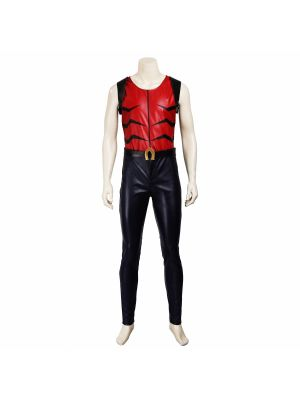 Young Justice Aqualad kaldur Cosplay Costume Full Set