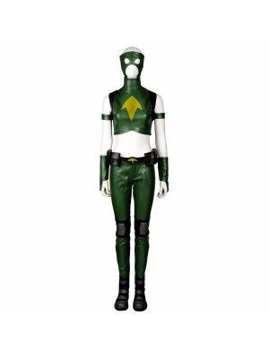 Young Justice Artemis Crock Cosplay Costume All Size