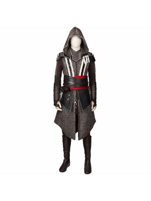 Assassin's Creed Callum Lynch Cosplay Costume Halloween Full Set