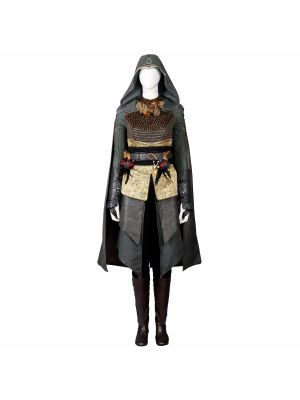 Assassin's Creed Maria Cosplay Costume