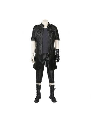 Final Fantasy XV 15 Noctis Lucis Caelums Cosplay Costume