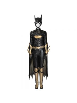 Women's Batman Arkham Knight Batgirl Cosplay Costume