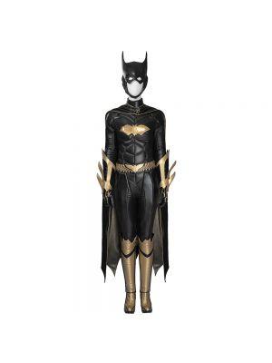 Women's Batman Arkham Knight Batgirl Cosplay Costume