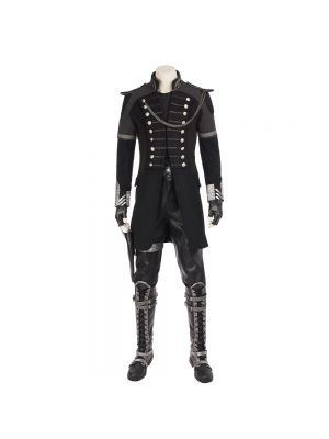 Final Fantasy 15 Kingsglaive Nyx Ulric Uniform Cosplay Costume