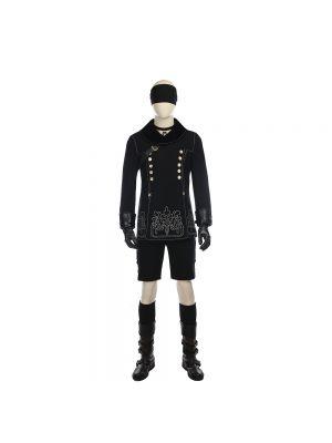 NieR: Automata 9S YoRHa No.9 Type B Cosplay Costume Full Set