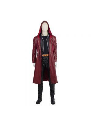 Fullmetal Alchemist Edward Elric's Cosplay Costume