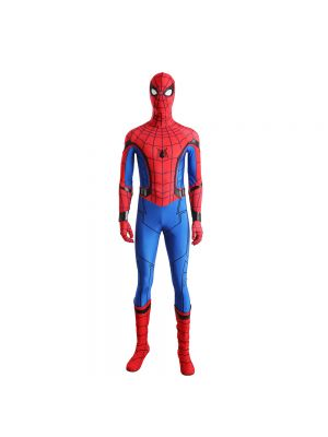 Spider-Man: Homecoming Spiderman Cosplay Costume Full Set