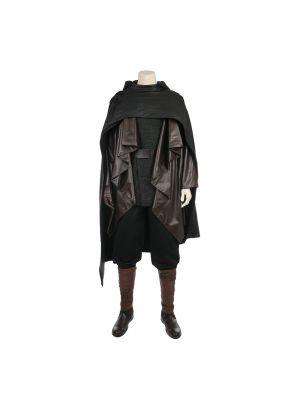 Star Wars Cosplay Luke Skywalker Cosplay Costume Halloween Clothing