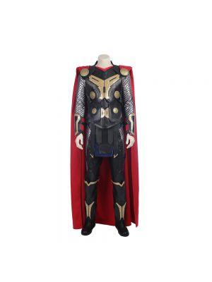 Thor Costume The Dark World Thor Odinson Cosplay Halloween Clothing