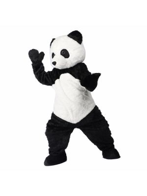 Plush Panda Bear Mascot Costume Dude Perfect Panda Suits