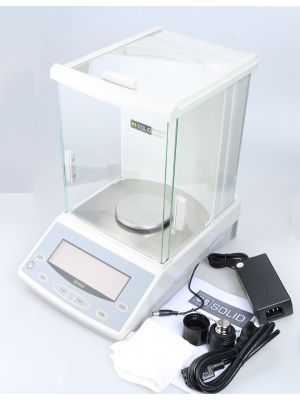 U.S. SOLID® 100-300g 1 mg Analytical Balance Digital Precision Scale