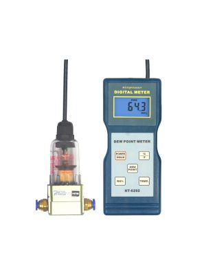 New Dew Point Meter Tester Gauge HT-6292 0.1degree Tem Humidity