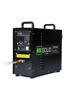 15 KW High Frequency Induction Heater 30-80 KHz 110V