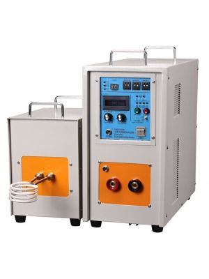 40KW 30-80 KHz High Frequency Induction Heater Furnace LH-40AB