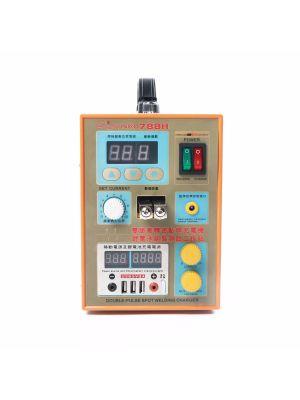 Sunkko Spot Welder Pulse Welding Machine 18650 Battery Charger Mobile Power Charger 788H-USB