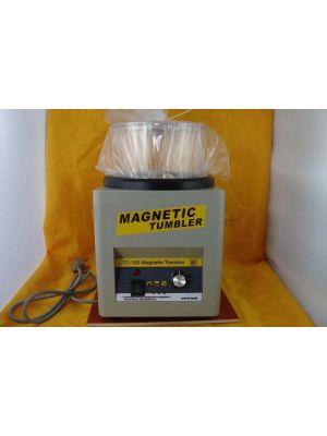 Magnetic Tumbler Jewelry Polisher Finisher Polishing KT-185 16 x 10 cm