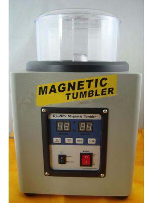 Magnetic Tumbler Jewelry Polisher Finisher Polishing KT-205 16 x 10 cm