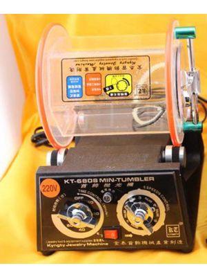 Automatic Tumbler Jewelry Polisher Finisher Polishing KT6808-130