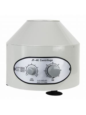 110V Electric Lab Centrifuge with a Timer – 20 mL x 6  4000 rpm 1790 g