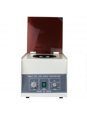 Electric Tabletop Centrifuge Lab centrifuge 4000rpm 4*100ml