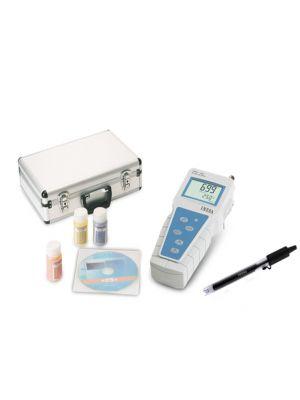 Portable Digital LCD pH/pX/pF/pCl mV Ion Meter Tester PXB-286